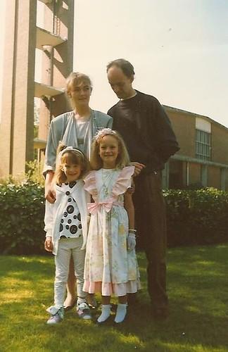 met de mama en de papa