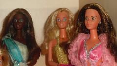 Photo Fashion Barbie, Christie and PJ (Beddi2010) Tags: fashion photo barbie christie 1978 superstar bfchs