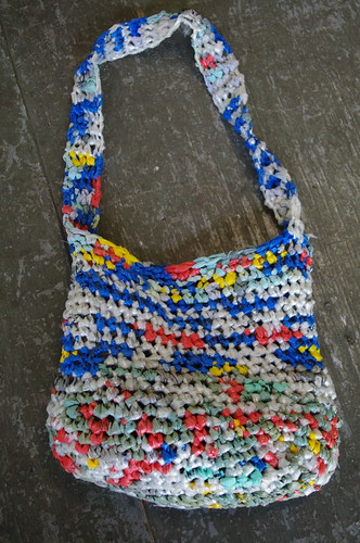 Crocheted Plastic Bag Patterns | My Recycled Bags.com