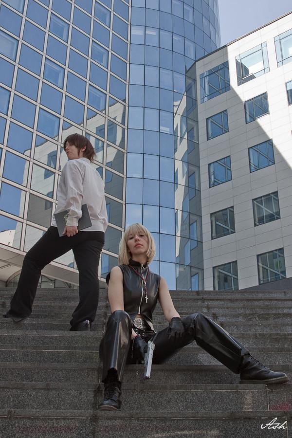Death Note - Raito and Mello