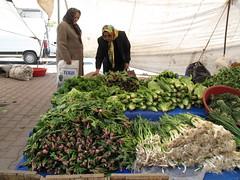 Market - Istanbul, Turkey