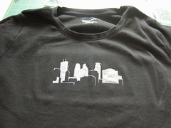 Iron Craft Challenge #20 - Skyline Tee