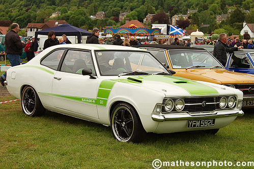 Ford Cortina Mk3 by AdamMatheson