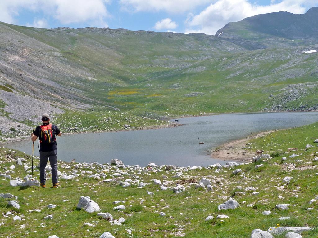 Lago della duchessa gruppo del monte velino for Planimetrie della cabina del lago