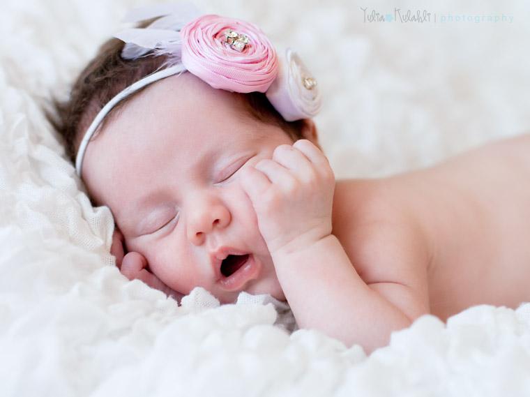 Alya. 1 month