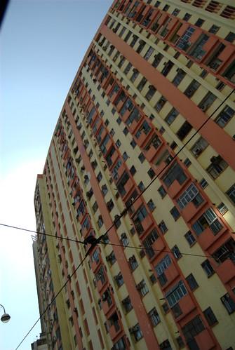 香港街景 - 建築