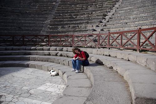 Anita, Dog, Little Theatre