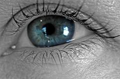 mijn oog (Sonja Jenkins) Tags: iris eye lashes oog wimpers