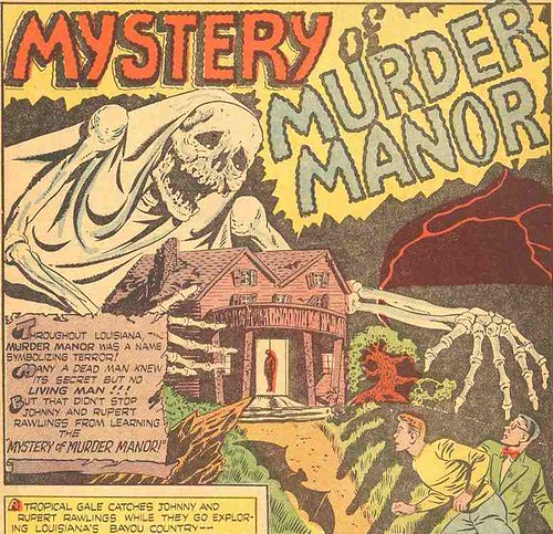 mystery of murder manor 01