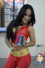 Chica Ciclon.