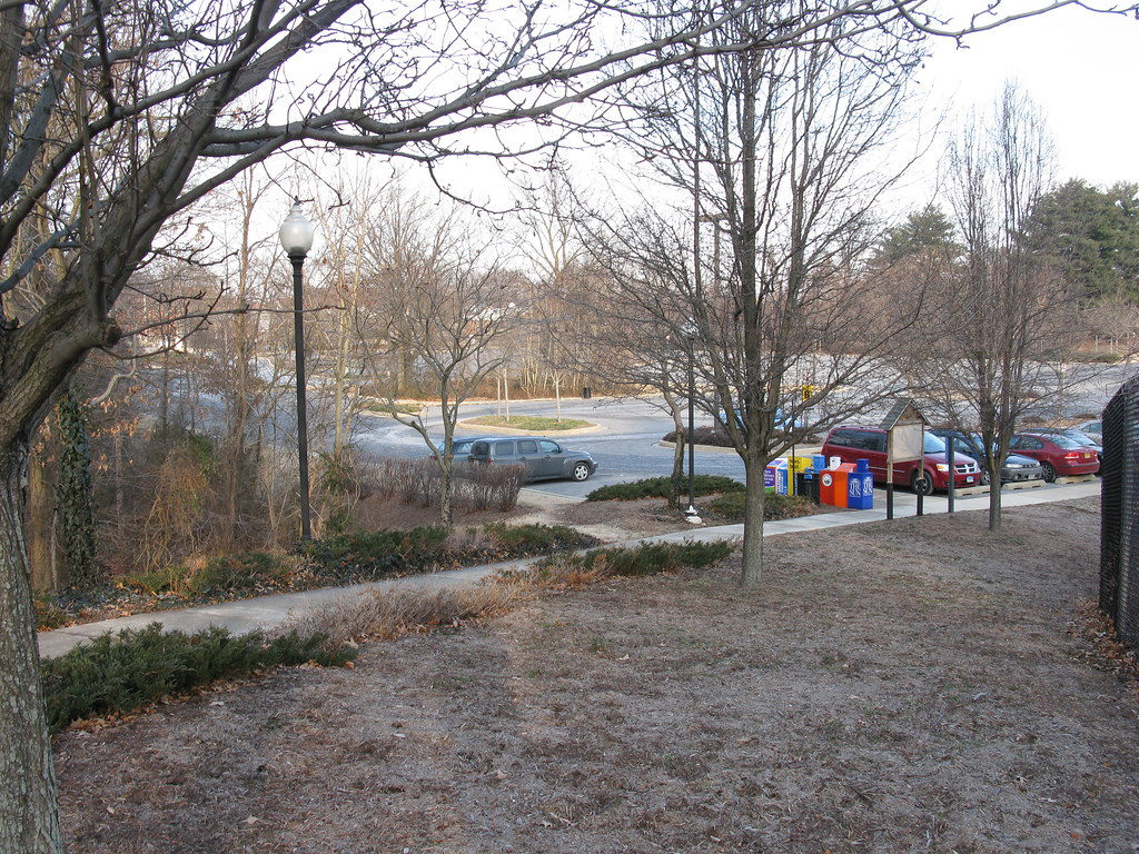 2009 01 20 - 0495 - Odenton - MARC Parking