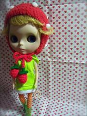 草莓外星人是也