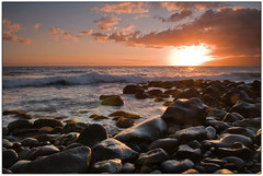 I Brought You Back a Sunset (Linda JP) Tags: ocean sunset hawaii moss maui lahaina cokin lahainacom