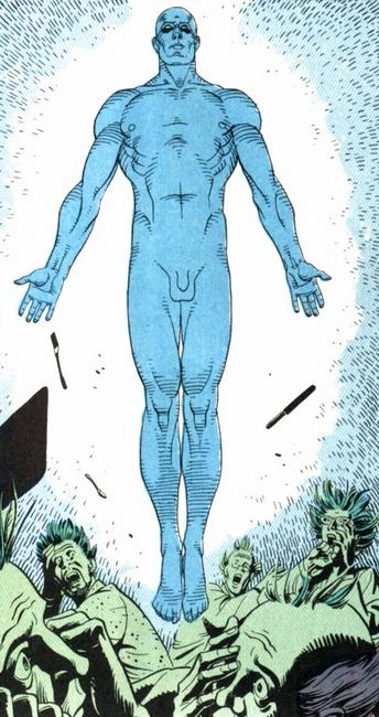 Dr Manhattan