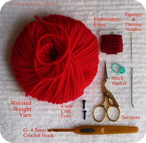 Valentine Hearts materials