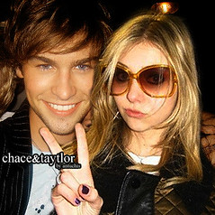 Chace/Taylor  - Personal pics manip 1. (bitchymode) Tags: girl graphic banner taylor chace crawford blend gossip momsen