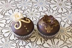 3264843803 e8dc7d29ac m Baú de ideias: Decoração de casamento marrom (chocolate) e outras cores