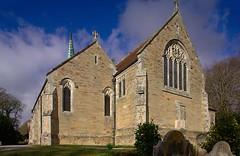 All Hallows, Kea (Mark Charter) Tags: uk england church parish geotagged cornwall exterior kea anglican allhallows geo:lat=5024293 geo:lon=507254