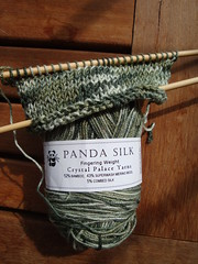 Crystal Palace Panda Silk Yarn 1