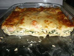 Lasagne blanche