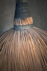 Broom (MMGoode) Tags: old wire rust straw tool broom bigmomma favescontestwinner pfogold pfosilver friendlychallenge pfoisland13 storybookwinner showbizwinner