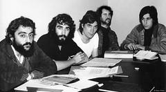 Grupo Malvís (Xoan Piñón) Tags: music group galicia musica 1978 doa nikkormat malvis xoséquintascanella grupomalvís fotografíadegrupo xoanpiñónblog