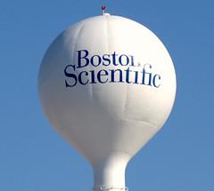 Boston Scientific Water Tower