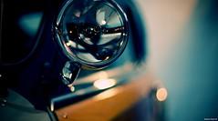 Mean Old Frisco   [Backlog] (Stephan Geyer) Tags: wood classic car canon 50mm classiccar dubai dof bokeh explore 5d canon5d headlight carshow 5014 ef50mmf14usm canoneos5d classiccarshow explored canon5dclassic