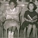 (2)  First Grade at Fox Point Elementry School, 1957. Warren Correira, Linda Brown & Judie Salandra. Mrs. O'Negent's room.