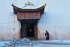 Gannan tibet area/ (woOoly) Tags: china chinese tibet amdo tibetan  gansu gannan zhongguo  anduo  tibetculture tibetanbuddhist tibetannewyear    southofgansu  tibetregion gannantibetarea gansutibet
