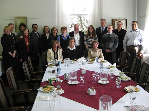 Halifax National Mentoring Luncheon DalHousie