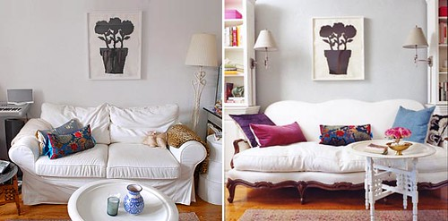 INTERIOR DECORATING IDEAS FOR SMALL SPACES : FOR SMALL SPACES