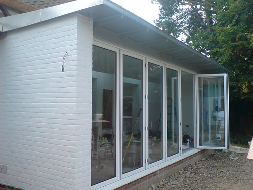 SPNY30: SPNY27: Folding Doors & Glazed Applications including Gabled Windows
