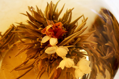 3 Flower Burst Tea - Blooming Tea