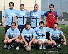 9 Aprilie 2009 » În sferturi la Cupa Cartierelor la Fotbal