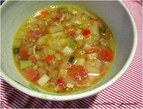 pasadena蔬菜湯