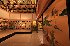Palace / () (TANAKA Juuyoh ()) Tags: old castle architecture japanese high ancient room traditional style hires tatami resolution  5d hi residence res  markii        5photosaday    kumamotojo