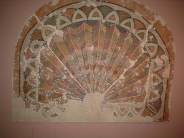 Mosaico Ábside