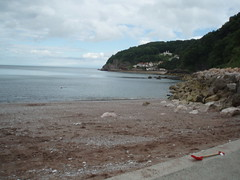 Oddicombe Cove (LOBell) Tags: beach cove spade oddicome