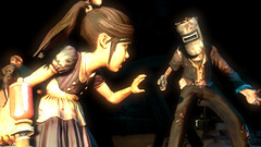 BioShock 2 Screenshot 2 - Menace