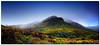 Misty Mount Zeus... (Chantal Steyn) Tags: wild panorama mist mountain photoshop landscape moss nikon peak panoramic explore zeus vegetation bracken nikkor tussock treefern d300 nohdr mountzeus nikkor1685mm goughisland