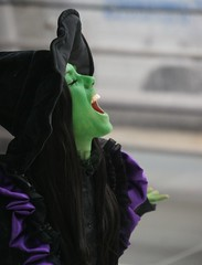 Elphaba, Wizard of Oz (cosplay shooter) Tags: anime comics costume comic cosplay witch manga leipzig convention cosplayer wizardofoz 2009 rollenspiel buchmesse bookfair roleplay elphaba lbm 200909 leipzigerbuchmesse 1000z x201301 2009068