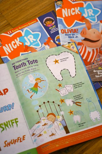 Nick Jr. magazine