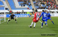 FX34 (Pedro Lamazares) Tags: de el gol soriano ante numancia