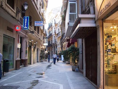 Calles de Málaga Foto 3