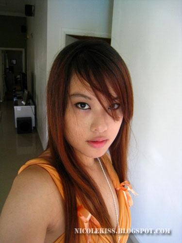 nice flat hair