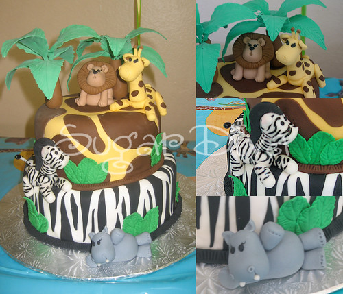 safari jungle theme party