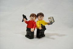 """Expendable Crew man ... (Explored) (legomocs.) Tags: startrek lego"