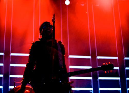 Lenny Kravitz in Nice