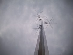 Thing in front of the air and space museum (clairetheantiemo) Tags: museum space air